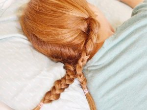 HOW TO CARE FOR YOUR HAIR EXTENSIONS WHILE SLEEPING?