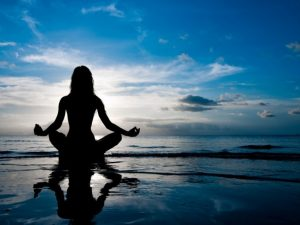 Can yoga poses help protect your hair?