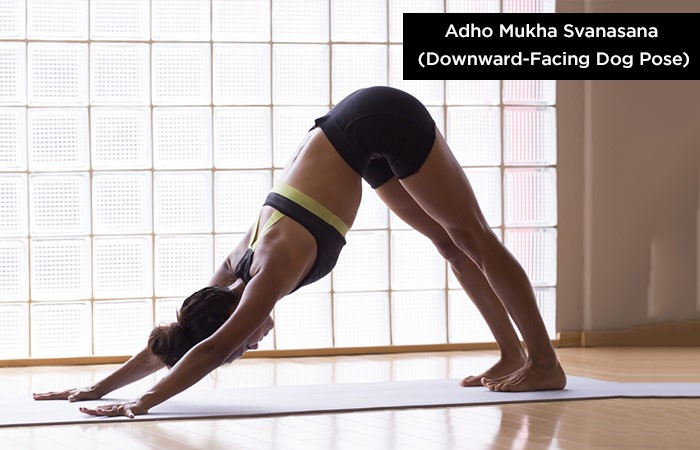 Can Yoga Poses Help Protect Your Hair1