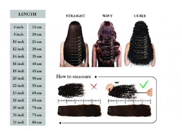 01 24 Inch Weave Hair Extensions