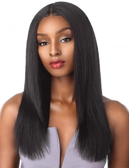 01 Black Hair Weave