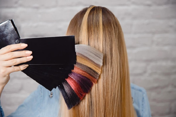 02 12 Inch Hair Extension
