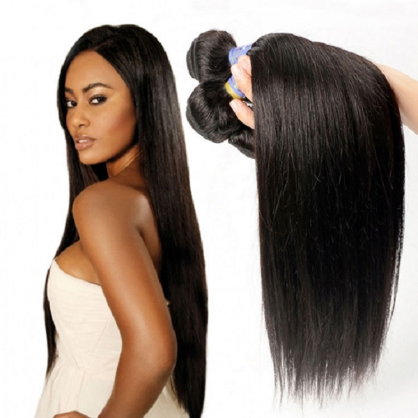 02 20 Inches Weave Straight Hair