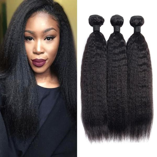 03 Black Hair Weave