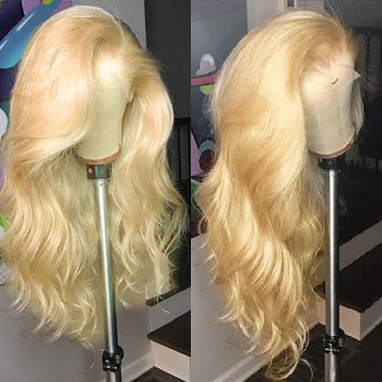 03 Blonde Lace Front Wig