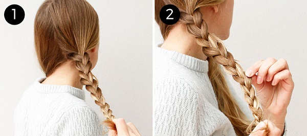 03 Braid Hair For Wig