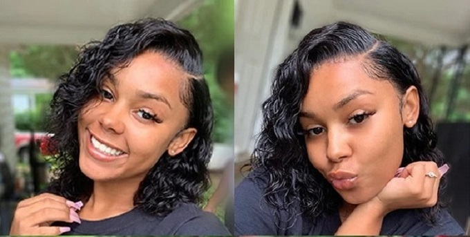 03 Invisible Lace Wig