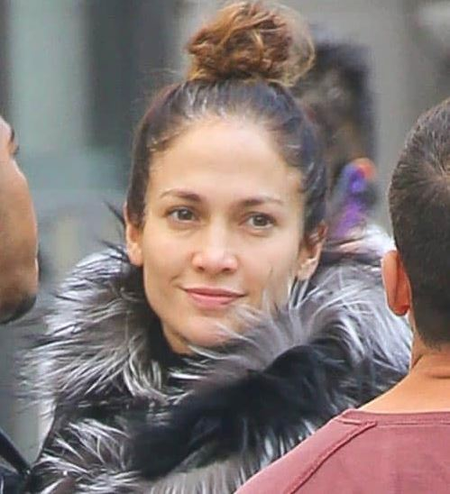 03 Jennifer Lopez Without Makeup