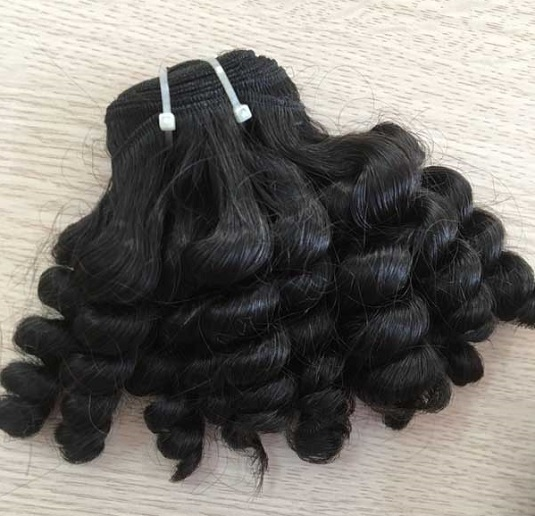 04 10 Inches Double Drawn Weft