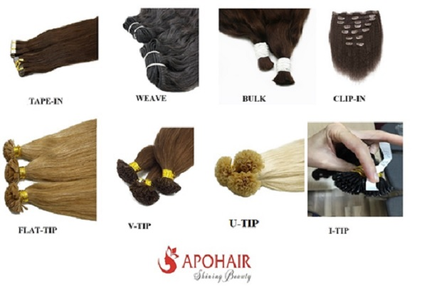 04 30 Inches Clip In Hair Extensions