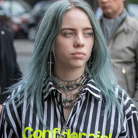 04 Billie Eilish No Makeup