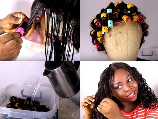 04 How To Style A Wig