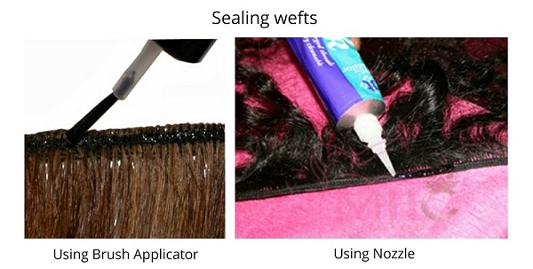 04 Sealing Wefts