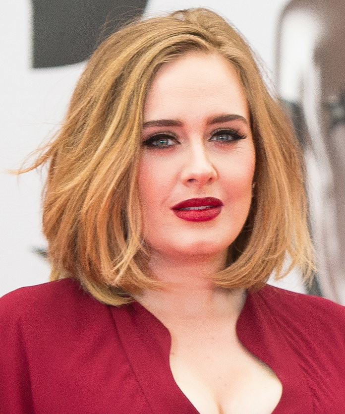 5 Hairstyles Which Make Adele Look Radiant In Formal Events03