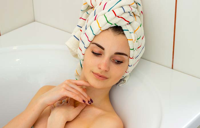 Best Shower Tips Keep Vietnam Hair Healthy 1