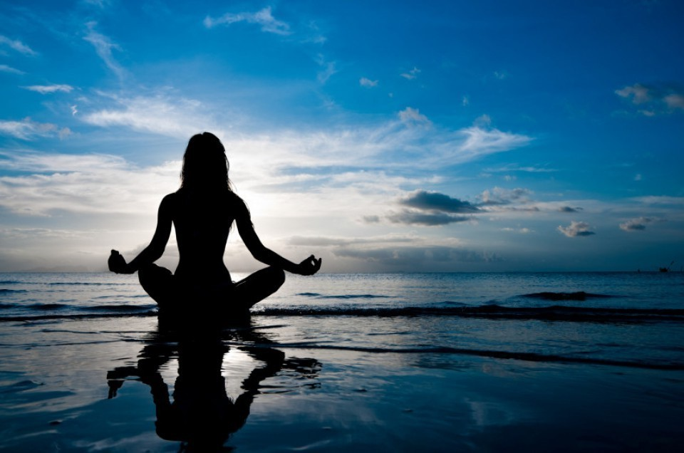 Can Yoga Poses Help Protect Your Hair