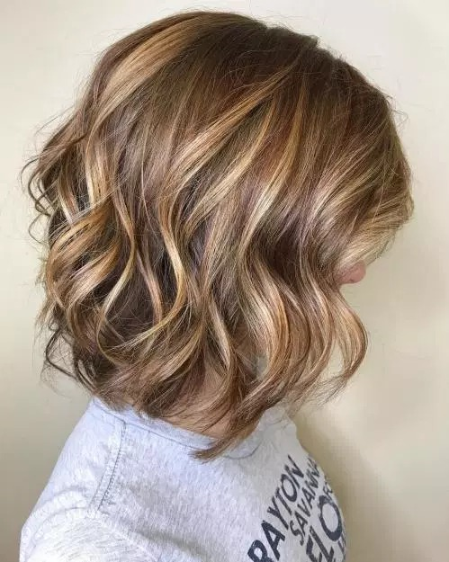 Light Brown Hairstyles